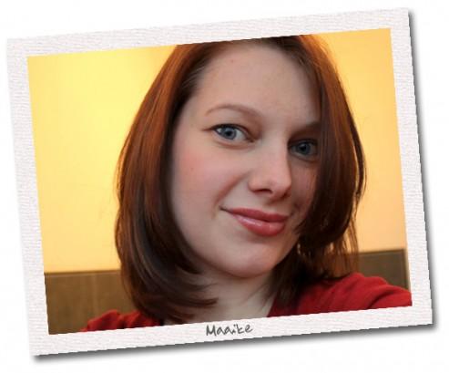 Blogger-Maaike