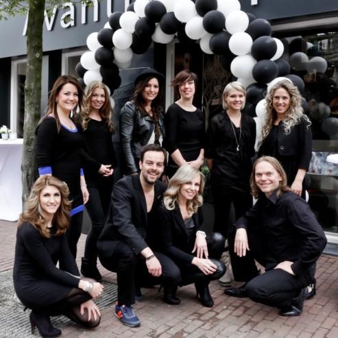 Team Avanti Kappers