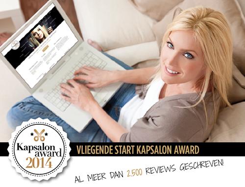 Kapsalon-award-tussenstand