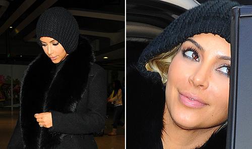 Kim-Kardashian-beanie