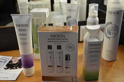Nioxin-behandeling