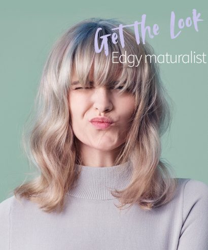 Get the Look: Edgy naturalist