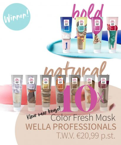 WINNEN: 10x Wella Professionals Color Fresh Mask