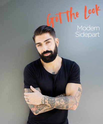Get the Look: Modern sidepart