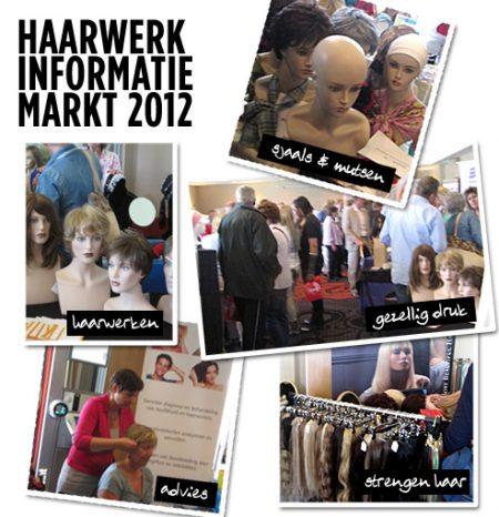Haarwerkmarkt 2012 in beeld