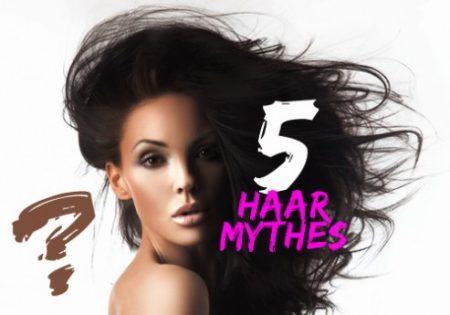 Vijf mythes over haar