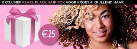 De Pearl Black Hair Box komt eraan!