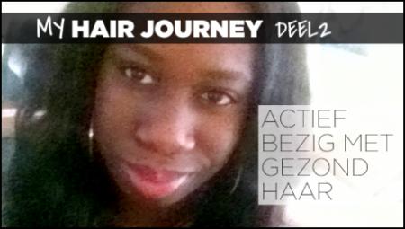 Hair Journey, wat is dat?
