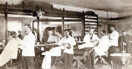 De terugkeer van de barbershop