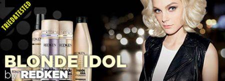 REDKEN Blonde Idol reviews