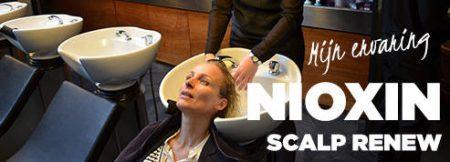 Voller haar dankzij Nioxin Scalp Renew?