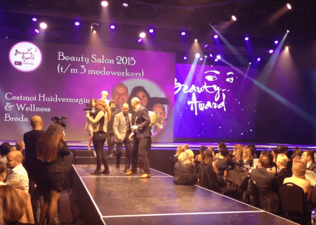 Vlog Beauty Award uitreiking 2015