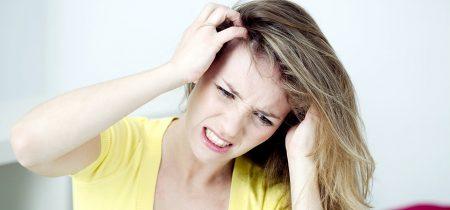 TIPS: Wat moet ik doen bij een jeukende hoofdhuid?