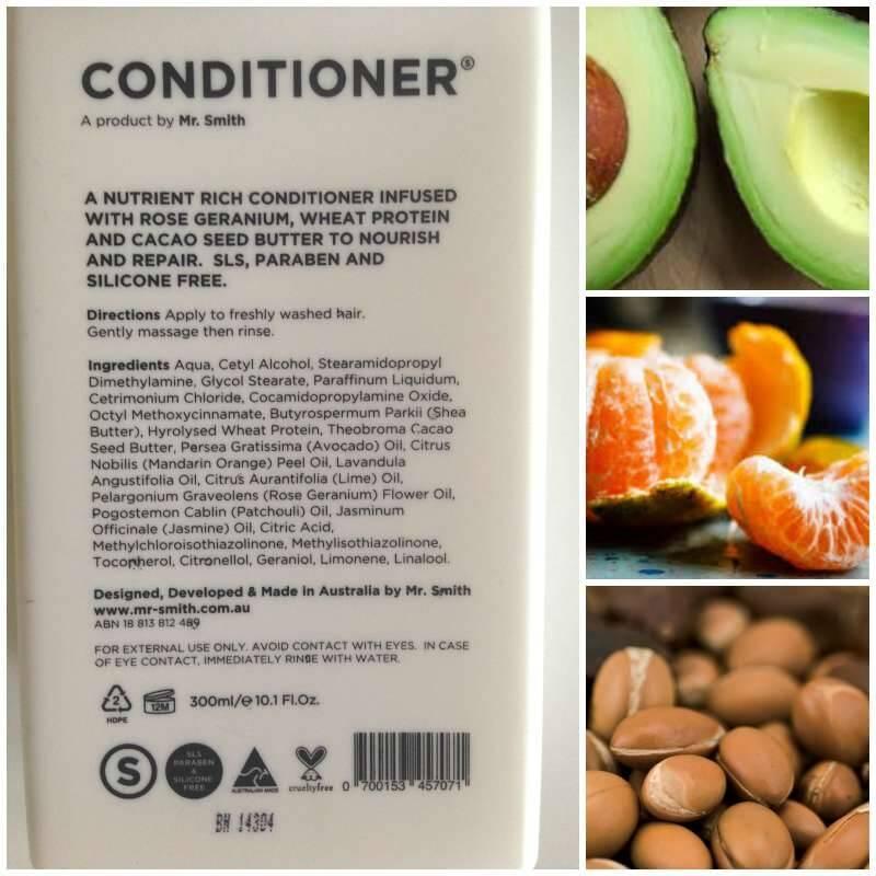 Conditioner-ingredienten
