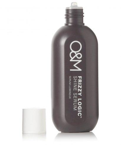Een oplossing voor pluizig haar? O&M The Power Base & Frizzy Logic