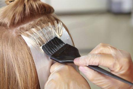 Soorten haarverf