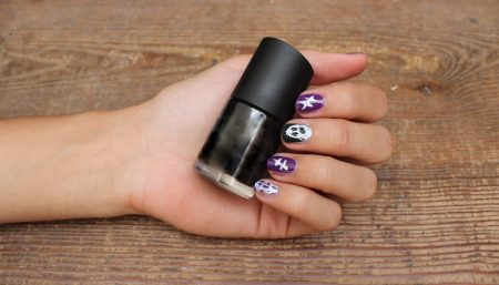 Halloween Spooky Nailart Tutorial