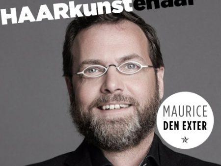 INTERVIEW HAARKUNSTENAAR Maurice den Exter