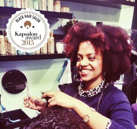 Winnaar Black Hair Salon 2015 - Nuby's Hairstyling