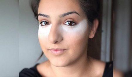 'Sandbagging' is dé nieuwe methode tegen make-up uitlopers