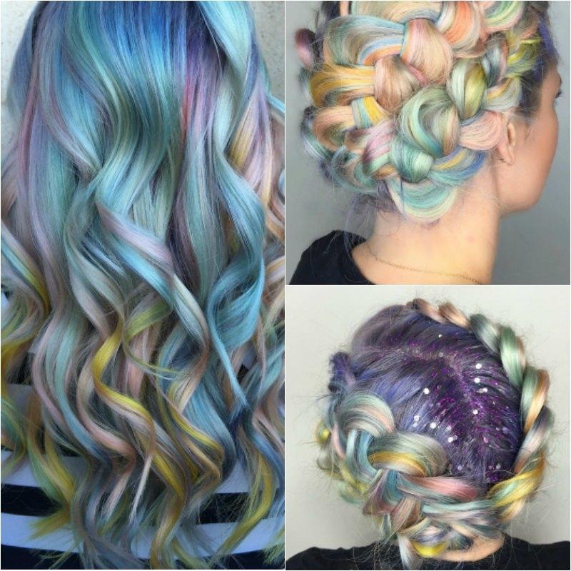 Macaron Hair