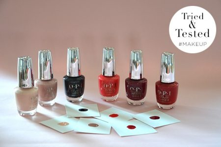 De OPI Infinite Shine Barcelona Collectie