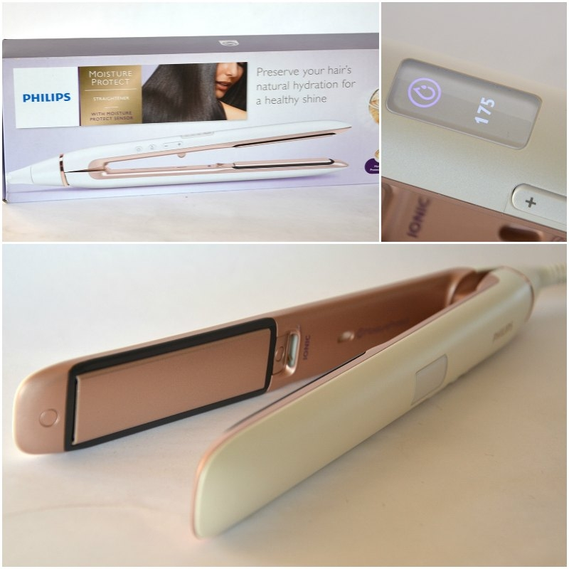 Philips-MoistureProtect Straightener