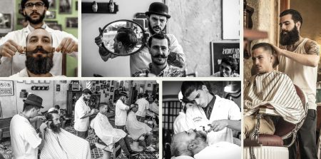 Tag je favoriete barbershop & win een stijltang of een tondeuse