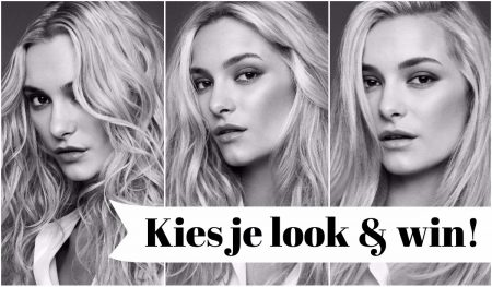Kies je look & win een Touch-up met product!