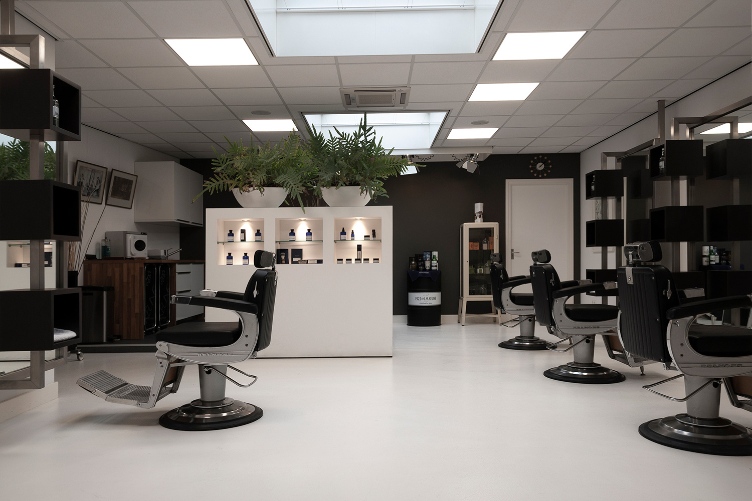 Barber Cay Kleeven