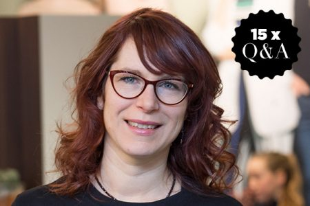 15 x Q&A met Hannelore Schellevis