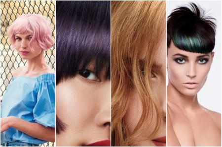 Haarkleurtrends S/S 2018