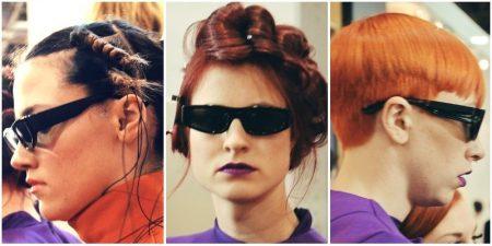 Veel kleur hair inspiratie tijdens de Trend & Fashion Days