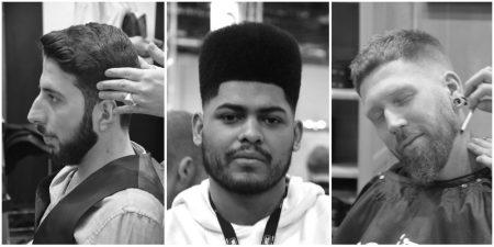 Fotoverslag Barberscorner Top Hair Beurs