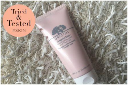 Een maskertje met rozengeur … Original Skin Retexturizing Mask
