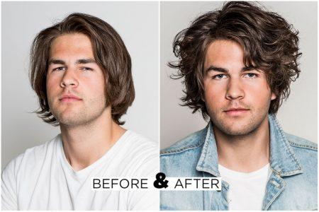 Makeover voor Scott
