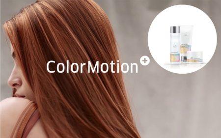 ColorMotion+ voor kleurbescherming én sterk haar!