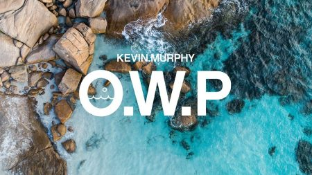 Kevin Murphy goes for Ocean Waste Plastic