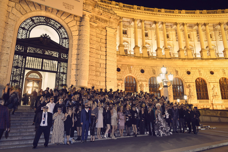 Globalzoom2019_Benelux_Hofburg Palace