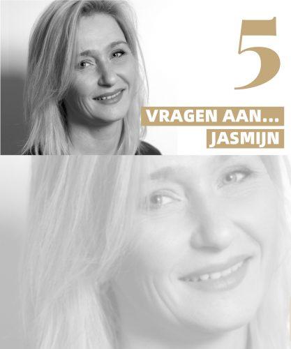 5 vragen aan Jasmijn van Beekveld
