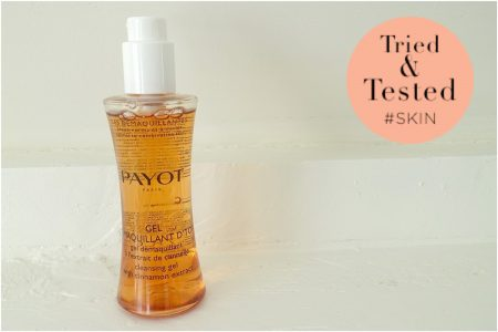 Getest: Payot Gel Demaquilant