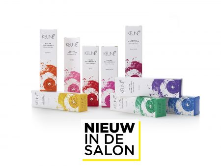 Nieuw in de salon: Keune Color Chameleon