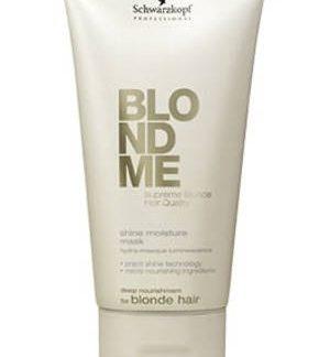 Shine Moisture Mask For Blonde Hair