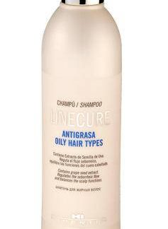 Linecure Shampoo tegen vet haar