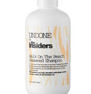 Walk On The Beach Seaweed Shampoo