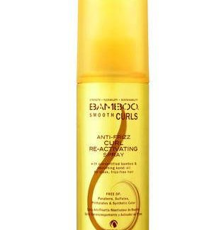 Bamboo Smooth Curls Anti-Frizz Curl Re-Activating Spray