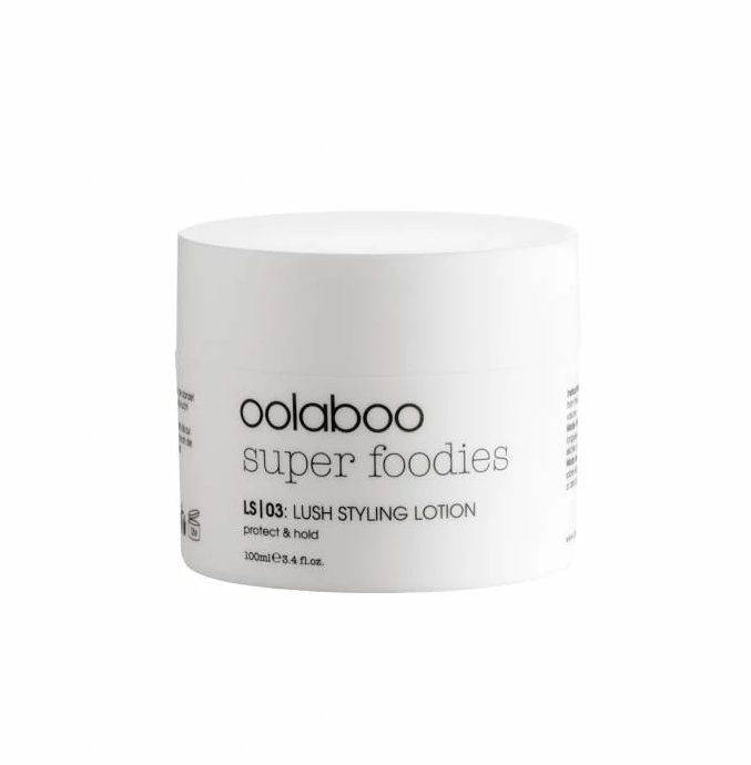 Super Foodies Lush styling lotion