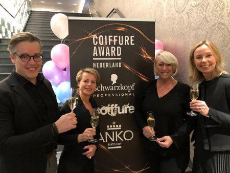 ANKO & Coiffure Award bundelen krachten voor Ondernemers Award