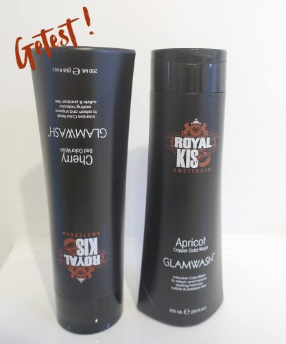 Getest: uitwasbare haarkleur met Royal KIS Glamwash