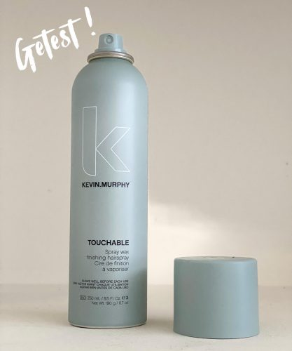 Getest: KEVIN.MURPHY TOUCHABLE voor extra body